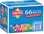 Smith's Crinkle Cut Variety Box 2x 66 Pack $28.99 Delivered @ Costco (Membership Required)