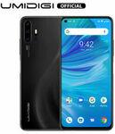 """UMIDIGI F2 Android Smartphone 6.53"""" 6GB + 128GB 5150mAh NFC $209.99 @ umidigi-au-official via eBay"""