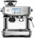 [Pre Order] Breville The Barista Pro - BES878BSS + Bonus 1kg Coffee via Redemption $803 @ Stan Cash