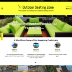 10% off Sitewide @ Outdoor Seating Zone