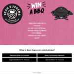 Win 1 of 3 Weber Baby Qs Worth $330 from Bean Supreme