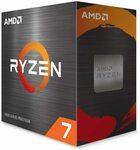 AMD Ryzen 7 5800X 8-Core, 16-Thread Unlocked Desktop Processor without Cooler US$698 (~A$930) @ Amazon US