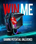 Win an MSI MEG Aegis Ti5 Black Core i7 RTX 3070 Gaming Desktop Worth $5,999 from Scorptec