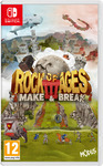 [Switch] Rock of Ages III $28.45 + Delivery at OzGameShop