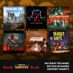 [PC] Steam/Epic - Humble Built to Survive Bundle - $1.28/$10.51 (BTA)/$12.89 - Humble Bundle