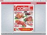 Coles Catalogue Starts Mon 19th Dec till Sun 25th Dec