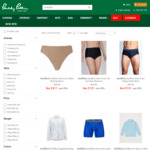 Up to 41% off (e.g. Exofficio Underwear $17.97, Was $29.95) + Delivery ($0 with $50 Spend) @ Paddy Pallin; in store is available