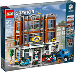Up to 40% off: LEGO 10264 Creator Expert Corner Garage $219.99 + shipping @ Hobbyco