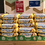 [VIC] Sunny Queen Free Range Eggs 900g 18 Large Eggs $3.99 @ Colonial Fresh