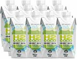 H2coco Pure Coconut Water 12x 330 ML $17.64 ($15.88 S&S) + Delivery ($0 with Prime/ $39 Spend) @ Amazon AU