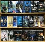 Fantasy Book Box: 20 Books for A$100 ($5 Per Book, 75% off Original RRP $400) + Free Delivery @ The Book Grocer