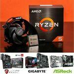 AMD 5600X + MSI B550-TOMAHAWK Combo $479.20 ($467.22 eBay Plus) @ GG.tech365 eBay
