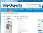 Samsung Front Load Washer 7.5kg $426 + $60 Shipping (Average)