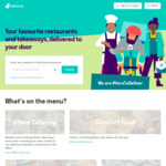 [WA, QLD] Free Delivery at Multiple Restaurants @ Deliveroo