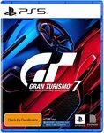 [Pre Order, PS5] Gran Turismo 7 Standard Edition $109 (RRP $124.95) Delivered @ Amazon AU