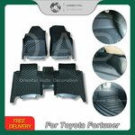 Auto Accessories For Toyota Fortuner 2015-2021 from $50 Delivered @ Orientalautodecoration