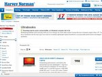 Harvey Norman $300 Cashback on Any Ultrabook