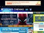 Village Screen Saver Voucher $100 for 10 Tickets (Save $25)