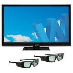 "Sanyo 46"" 3D LED TV - LED46XR113D with 2 3D Glasses - $698 (Saved $300) BigW"