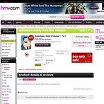 American Dad Volumes 1-7 21 Disc DVD Boxset - $42 Delivered @ HMV