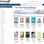 Get Free Shipping on Purchase of Books Worth £100 and above: Printsasia.co.uk-Online Bookshop