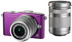 Olympus Pen PM1 Twin Lens Kit $499.95 + Free Pickup or Free Shipping - Ted's Cameras