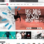 40% OFF Quiksilver Sale - 24hrs Only with Free Shipping Option