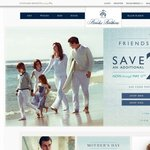 Brooks Brothers - Friends and Family Event, 25% off with Some Exclusions