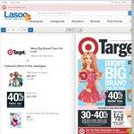 40% off: Barbie Toys + Bonds Underwear, Socks & Hosiery @ Target - Starts This Thursday