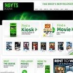 Hoyts Kiosk - Free Movie Code (Last One) -  Wed 6th Nov