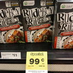 Rude Boy Rib Sauce $0.99 @Woolworths Warnbro, Save $4 (80%)