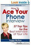 FREE eBook: How to Ace Your Phone Interview. 37 Top Tips for The Best Interview of Your Life