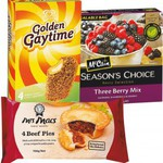GOLDEN GAYTIME 4 Pack 400ml $5 (Save $2.51) @ Woolworths 9th April