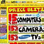 JB Hi-Fi Price Blitz Sale. Ends Monday
