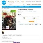 Dead Island Riptide (Xbox 360) $9.78 + Delivery Big W
