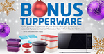 Free Tupperware (Valued at $60/$145) When You Purchase a Selected Panasonic Microwave