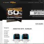 50% off Sale - XLN Audio Addictive Drums and Addictive Keys - Xlnaudio.com