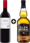 Penfolds St. Henri 2006 + Glen Moray 16yo = $120 (Plus Delivery) @ Dan Murphy's