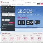 Virgin Australia 10% off All Domestic Fares