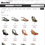 Sachi Women's Leather Fashion Sandals Clearance for $39.95 (Save up to $110) at Shoebox.com.au