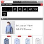 [UNIQLO] Men's Linen Blend Shirts $9.90
