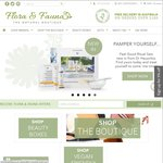 20% off Beauty and Skin Care Brands at Flora & Fauna - Ends Midnight Monday
