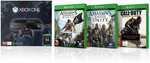 XB1 + Halo + COD Advanced Warfare + AC Unity + AC Black Flag +3mth Netflix $449 Delivered @ Big W
