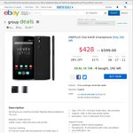 OnePlus One 64GB Smartphone on eBay Group Buy - $428 Delivered via eBay (CC Electronics)