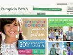 New Styles Added to up 60% Online Summer Sale + Extra 10% off & Free Shipping @ Pumpkin Patch