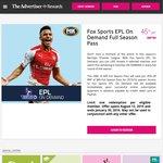 English Premier League on Demand Season Pass on Fox Sports $49 via Advertiser Rewards (Membership)
