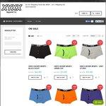 $2.99 Boxer Shorts & $5.99 Boxer Briefs @ XYXX