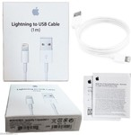 Original Apple Lightning Cable MD818 1M in Retail Packing, Apple Warranty $14.95 Delivered @ Etronicsworld