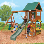 Big Backyard Timber Playground $399 Plus Delivery @ Target