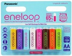 Panasonic Eneloop AA Tropical 8 Pack for $24 Delivered @ OO.com.au
